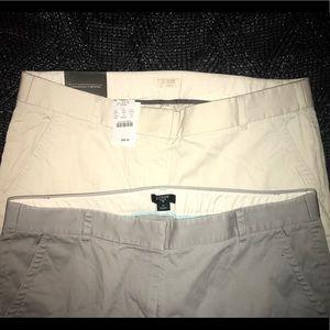 J. Crew Pants Brand New